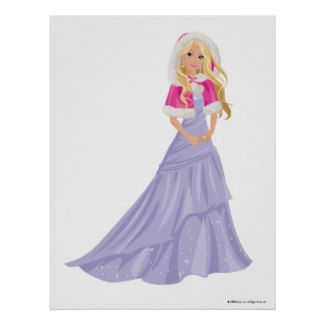 Beautiful Barbie (Posters and other items available by clicking the source link)