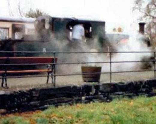 Ffestiniog narrow gauge railway, Wales