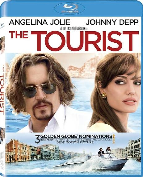 The Tourist Blu-ray Movie