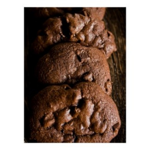 Yummy chocolate cookies posters and other items available by clicking the source link