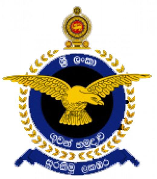 Logo of Air Force Sri Lanka