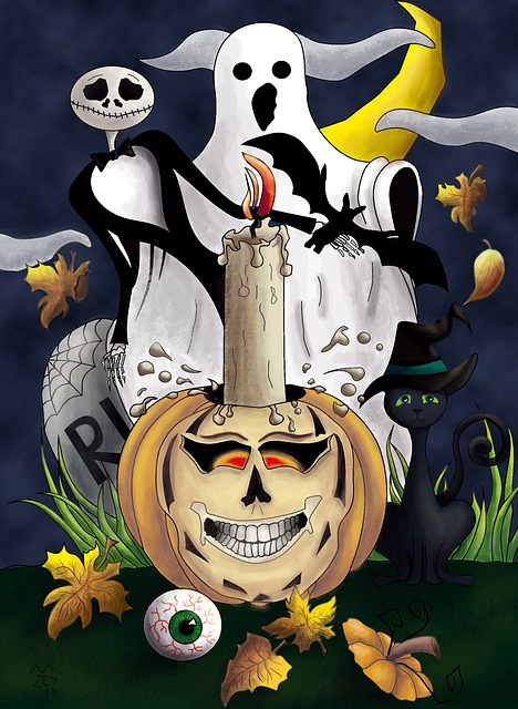 Yea this is pretty much all Halloween Symbols and Traditions
