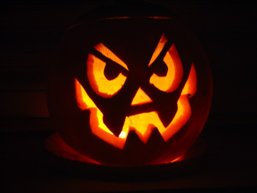 Halloween - - the perfect day (and night) to watch a scary film