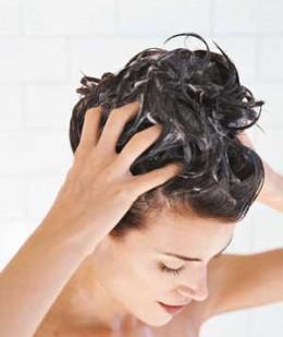 Step 1 for Brazilian Keratin Treatment: Wash Hair Thoroughly