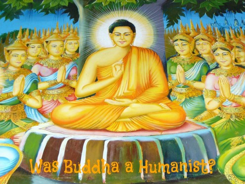 Buddha was a 6th century sage, but was he also a humanist?