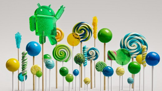 Android Lollipop OS