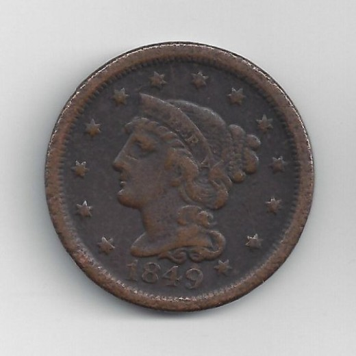 Large cent coins are still affordable in lower grades.  This are great additions to a coin collection.