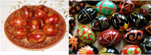 Belarus Easter Eggs