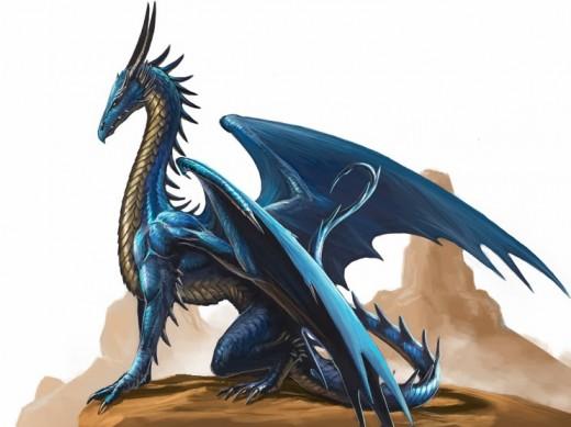 European Style Dragon