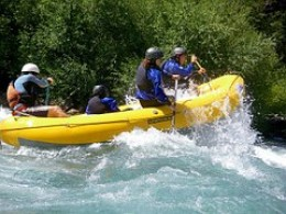Ever want to white water raft?