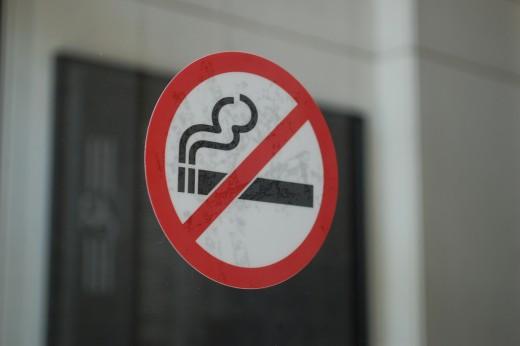 Avoid smoking for faster healing
