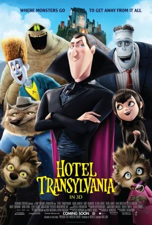 Hotel Transylvania official poster