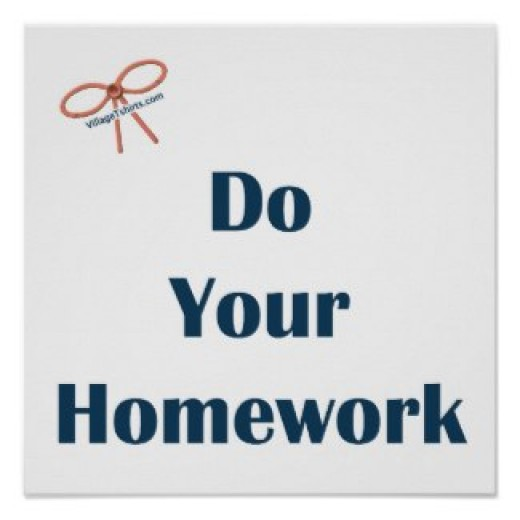 What can i do to help me focus on homework