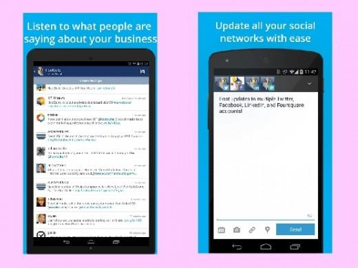 HootSuit: Social Media Management App