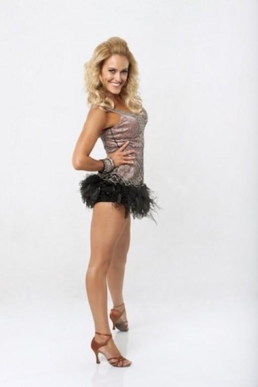 Peta Murgatroyd of Dancing with the Stars