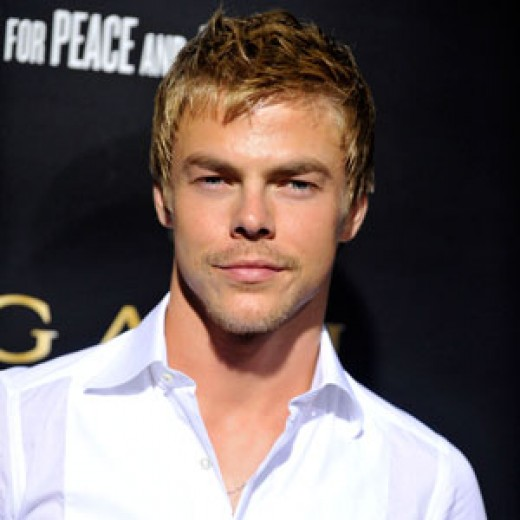 Derek Hough of Dancing with the Stars