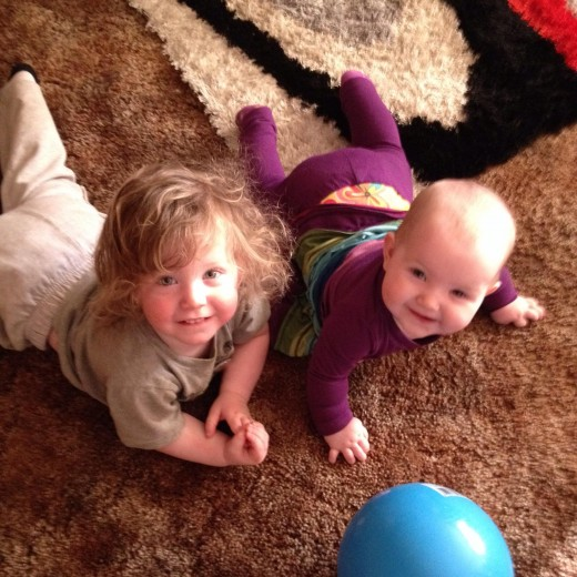 A rash-free bum equals happy babies!