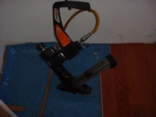 Hardwood Floor Nailer