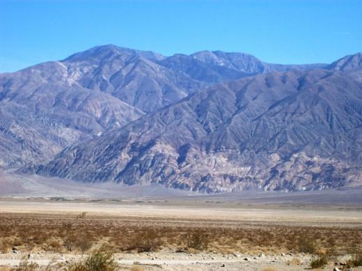 Panamint Mt Range