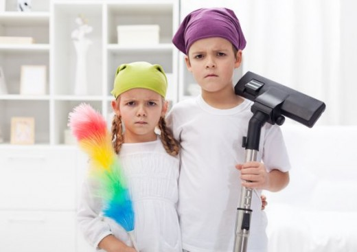Willing Housework Helpers