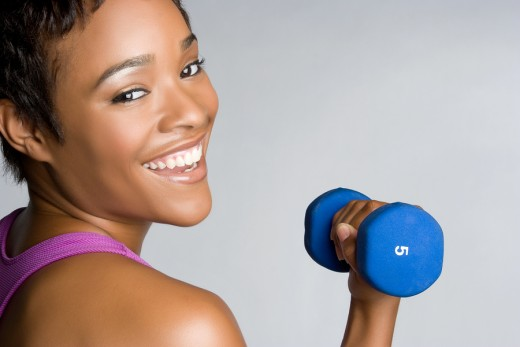 Consistent and vigorous exercise may also aid in reducing risk of stroke in women.