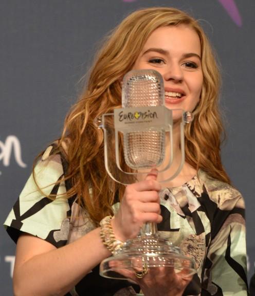 Emmelie de Forest: Winner of the 2013 Eurovision Song Contest for Denmark