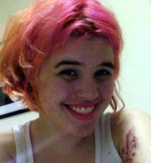 Here's me, modeling Trollop!