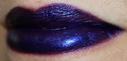 OCC Lip Tar: Technopagan. See how much dimension there is to this color?