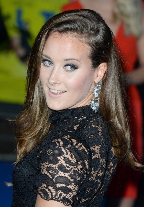 April Pearson now!  Still beautiful.