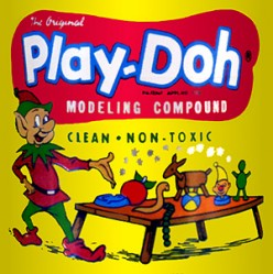 Play-Doh Entertains Kids for Hours