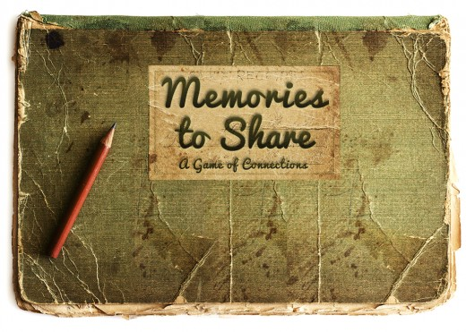 Memories to Share card game