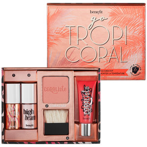 Benefit Go TropiCORAL Kit.