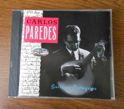 Carlos Paredes:  Master of the Portuguese Guitar