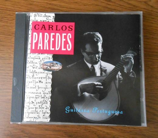 Carlos Paredes' first album
