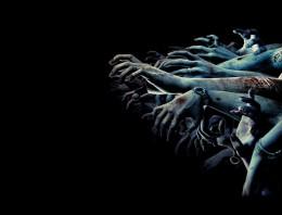 Demon hands
