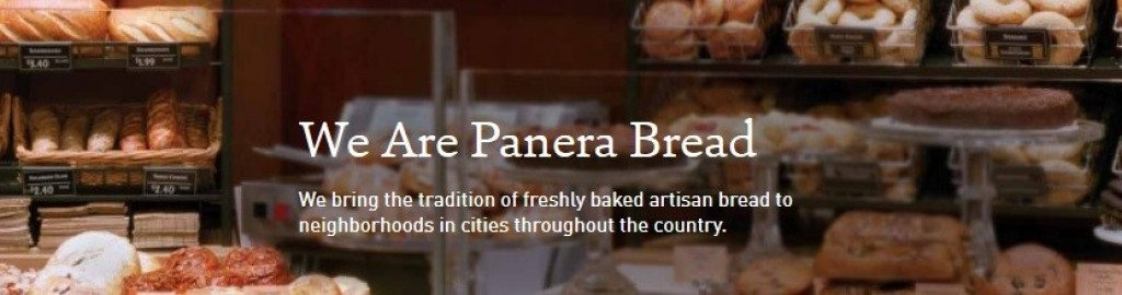 panera bread company essay Hill 1 ) panera bread's mission is to serve quality, fresh baked goods, sandwiches, soups, salads, and beverages to their target market of urban workers and.