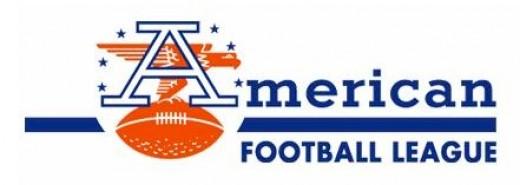 American Football League Logo
