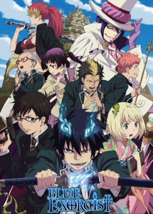 Ao no Exorcist (Blue Exorcist)