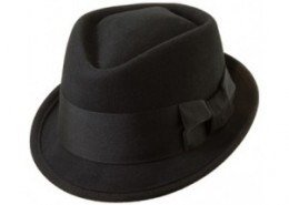 Sinatra's trademark Fedora