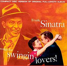 One of many Sinatra albums