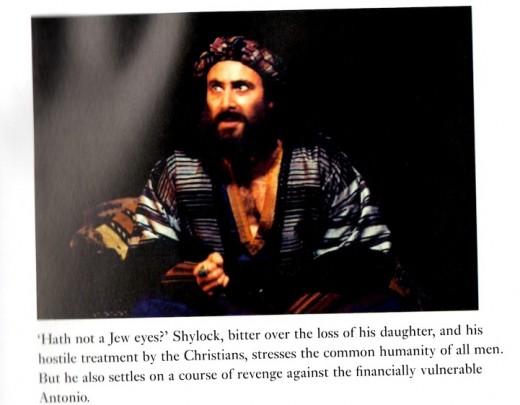 Shylock: Victim or Villain? A Merchant of Venice. Coursework, Essay ...