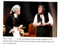GCSE Merchant of Venice Shylock Essays part 2