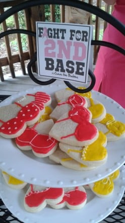 Breast Cancer Awareness Cookies