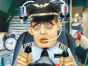 Pilot fatigue is one of the main concerns surrounding aviation safety.