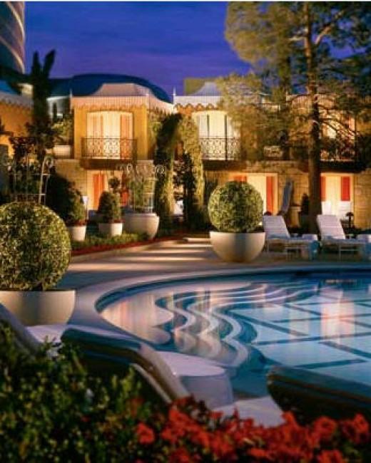 Wynn pool