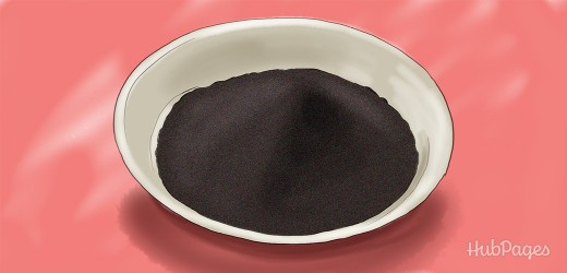 Shilajit is sometimes marketed as a powder.