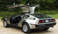 If you could change one aspect about your childhood what would it be? Just hop into the Delorean :D