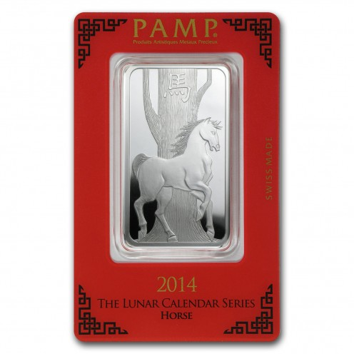 2014 Lunar Series Year of the Horse