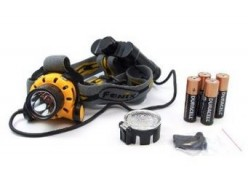 Fenix Headlamps for Camping, Night Hiking and Search & Rescue