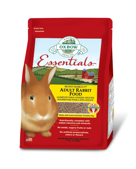 Oxbow is a great brand that produces healthy pellets. This particular product is enjoyed by all my bunnies.